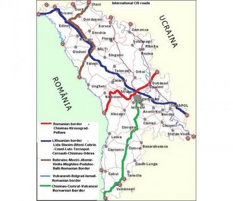 Ministerul Transporturilor și Infrastructurii Drumurilor